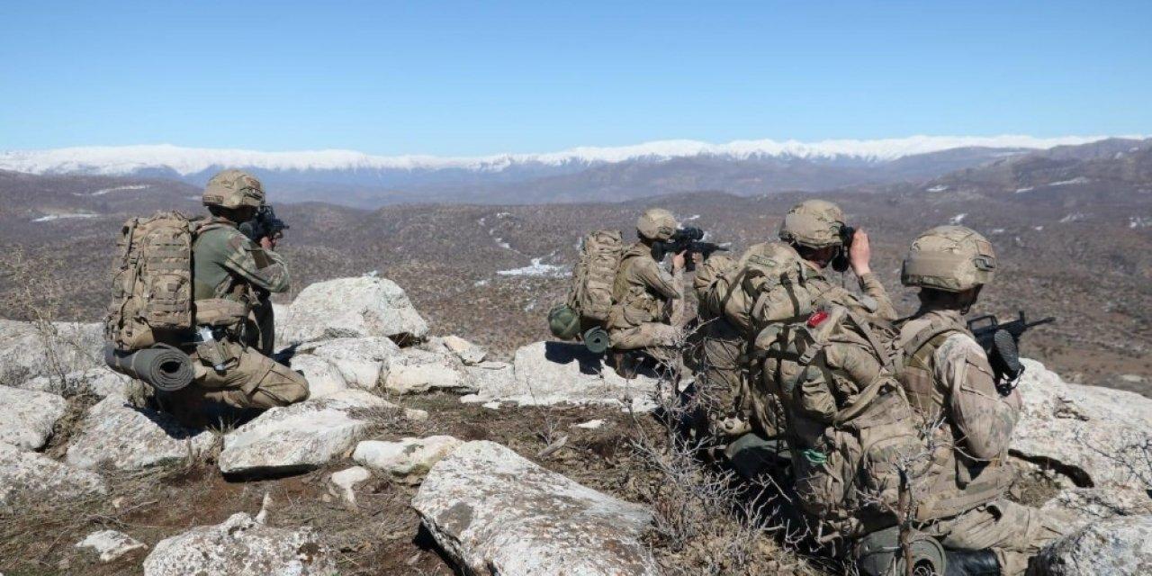 Siirt'te Kapan-7 Garisa operasyonu başlatıldı