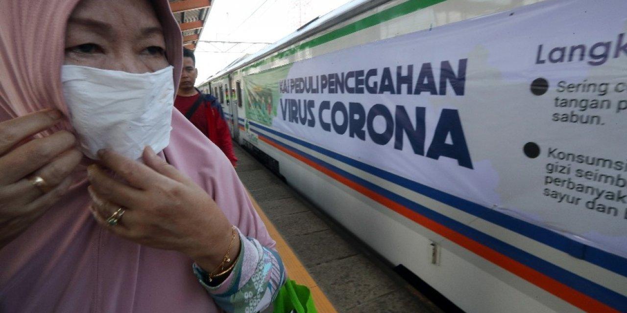 Endonezya'da korona virüsten ilk ölüm gerçekleşti