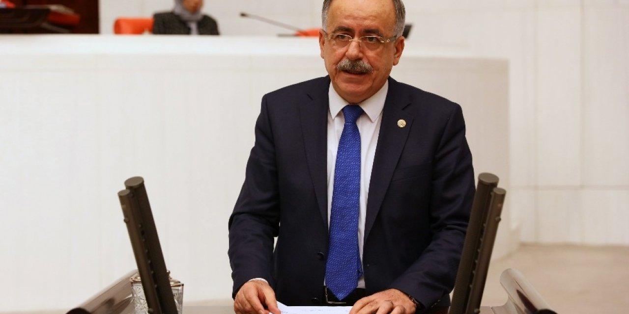 MHP'li Mustafa Kalaycı: Silah testi için laboratuvar Konya'da kurulmalı