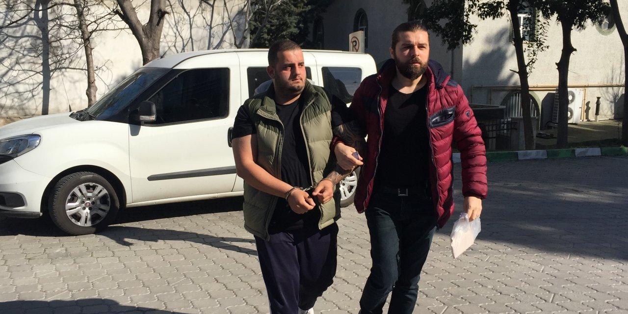 Samsun'da lise öğrencisini silahla yaralayan şüpheli tutuklandı