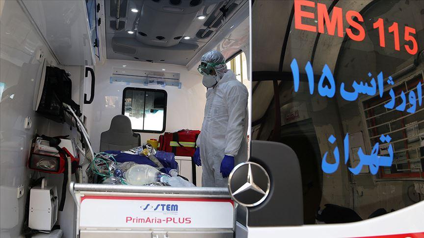İran'da koronavirüs nedeniyle can kaybı 354'e yükseldi