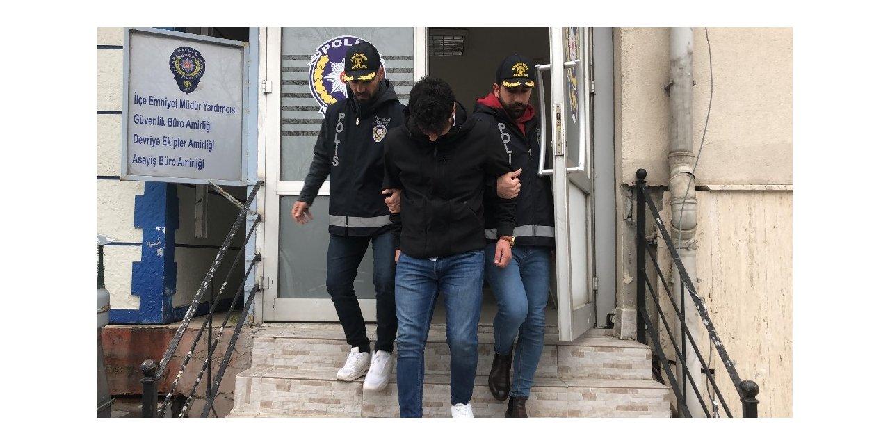 Otizmli genci darp eden şüpheli tutuklandı