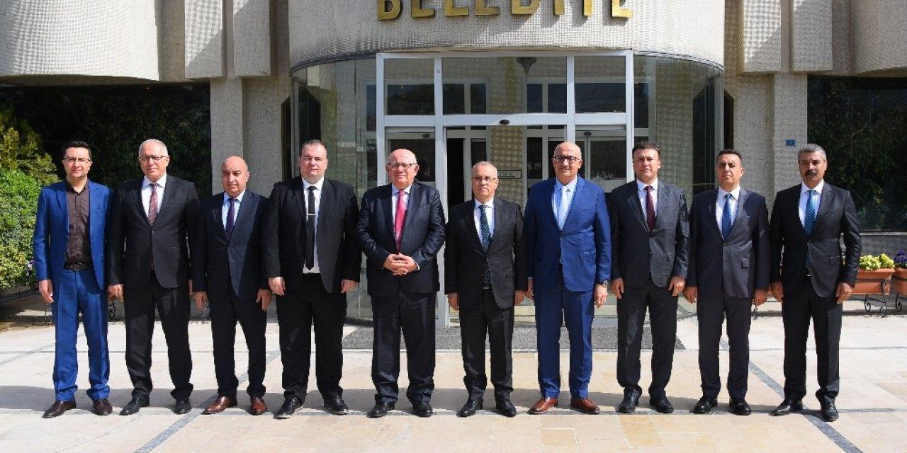 Manisa CBÜ ile Salihli OSB arasında sanayi işbirliği
