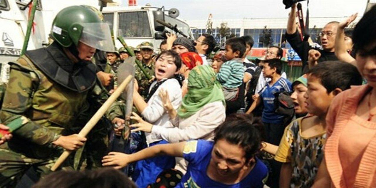ABD'nin '2019 İnsan Hakları Raporu'nda Çin'e Uygur eleştirisi
