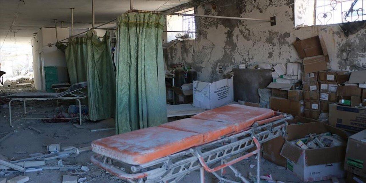 Suriye'de 2016-2019'da sağlık hizmetlerini hedef alan saldırılarda 470 kişi öldü