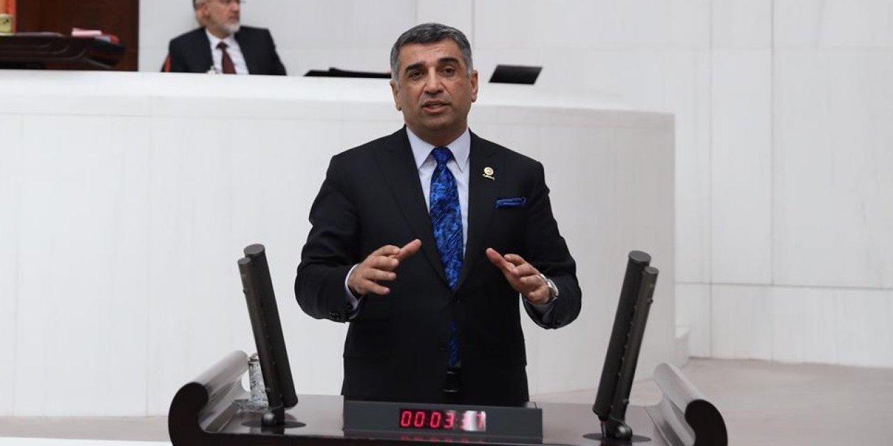 """Milletvekili Erol,""""Elazığ'ın ihtiyacı olan hükümetin siyasi iradesi"""""""