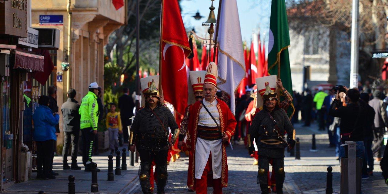 Çanakkale Deniz Zaferi'nin 105'inci yılı etkinlikleri başladı