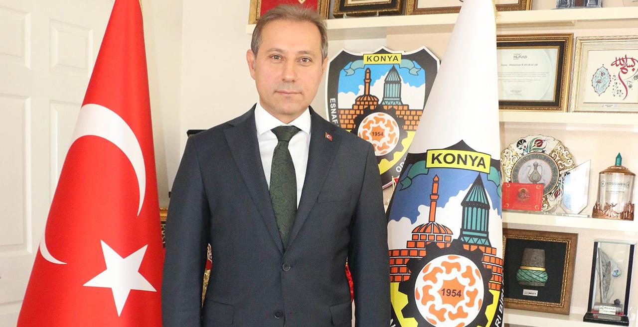 KONESOB Başkanı Karabacak'tan fırsatçılık uyarısı