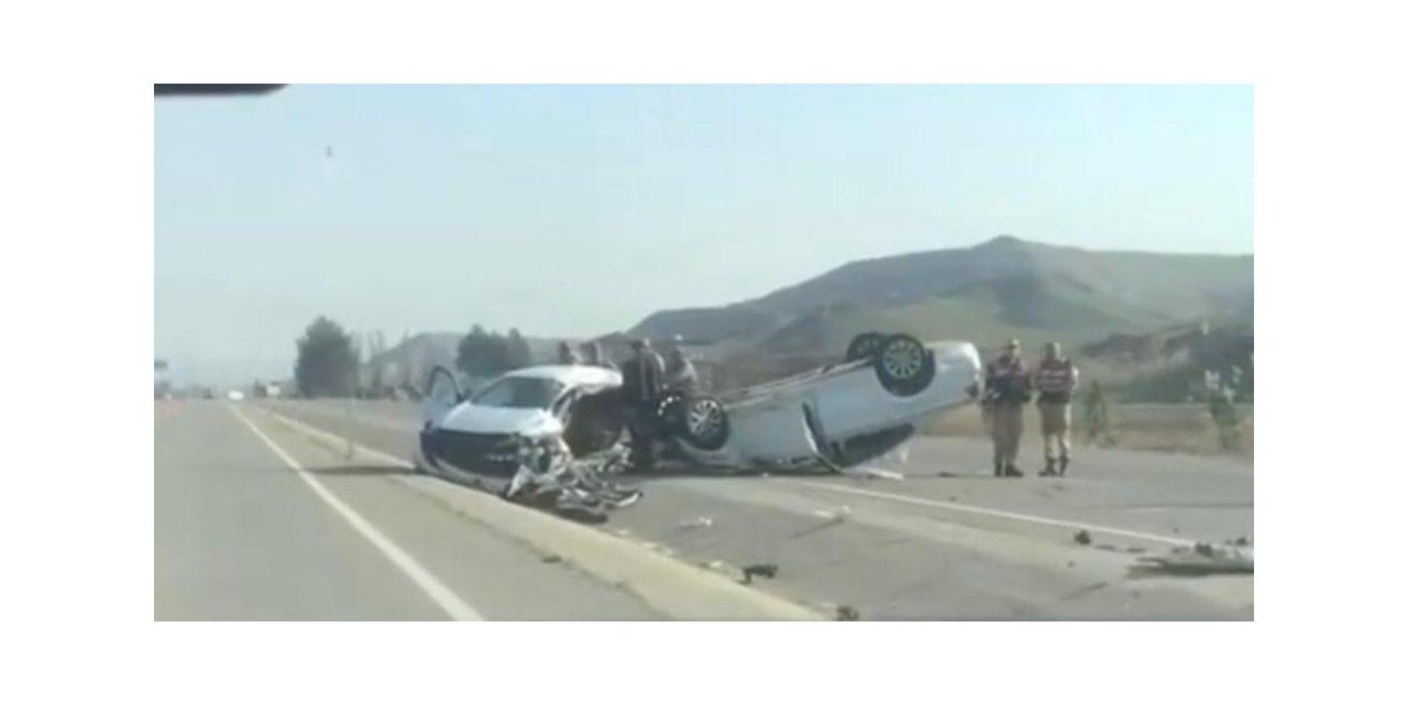 Batman'da trafik kazası: 1 ölü, 5 yaralı