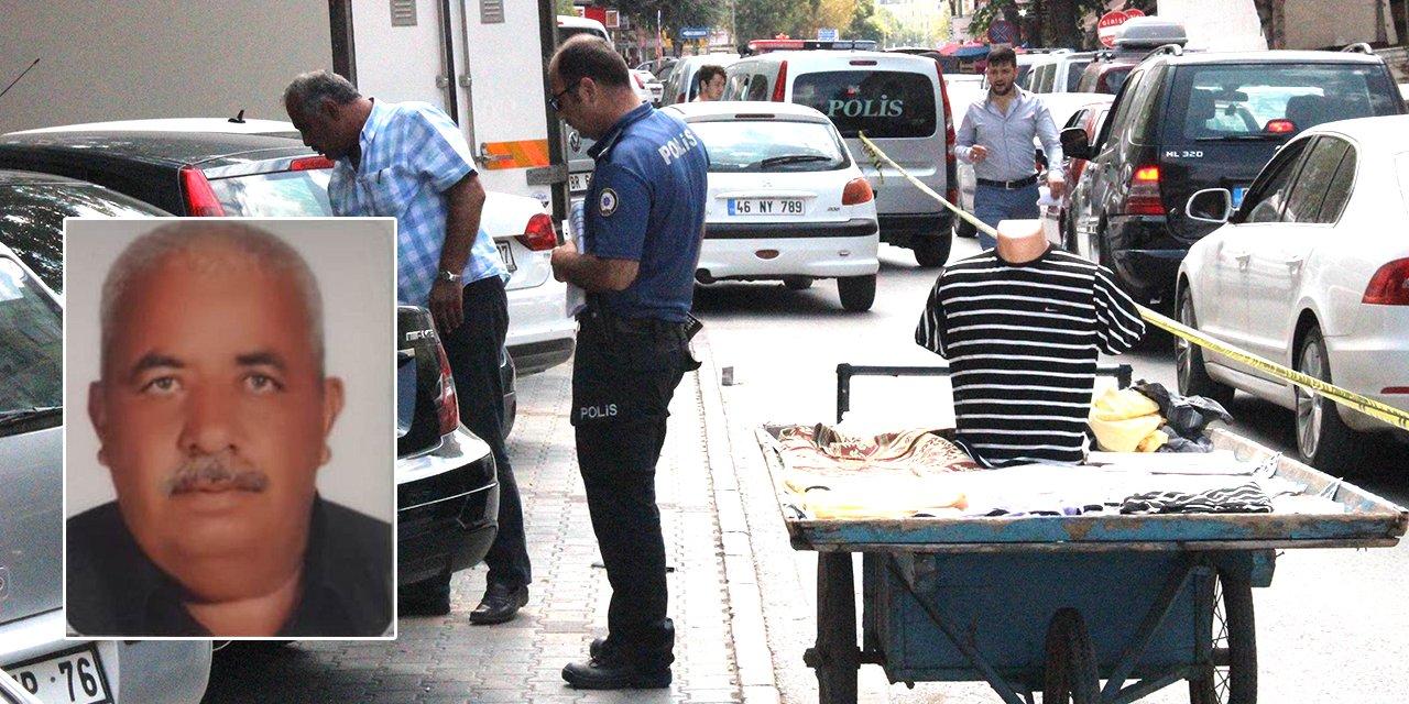Konya'da seyyar satıcıyı öldüren sanığa ağırlaştırılmış müebbet istendi