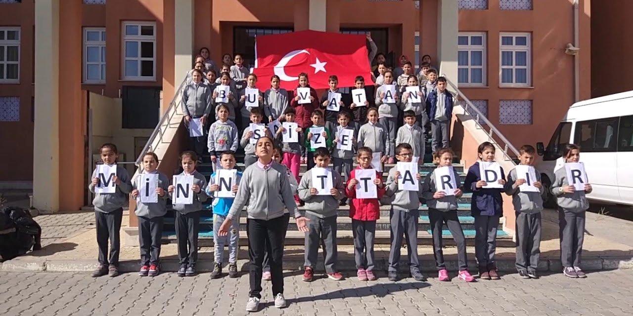 Yunak'ta İstiklal Marşı'nın Kabulü ve Mehmet Akif Ersoy anıldı