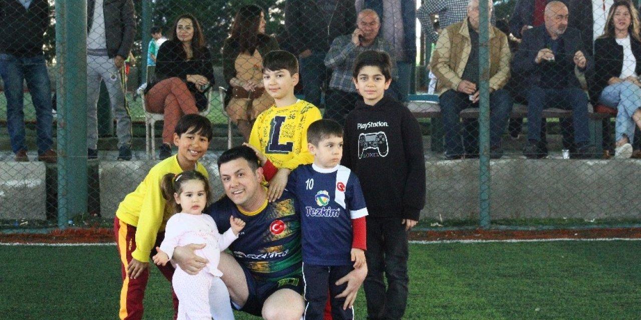 AOSB Futbol Turnuvası'nda çeyrek final takımları belli oldu
