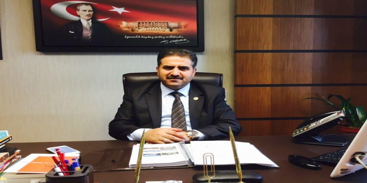 Milletvekili Fırat'ın 12 Mart İstiklal Marşı'nın Kabulünün 99. Yıldönümü mesajı
