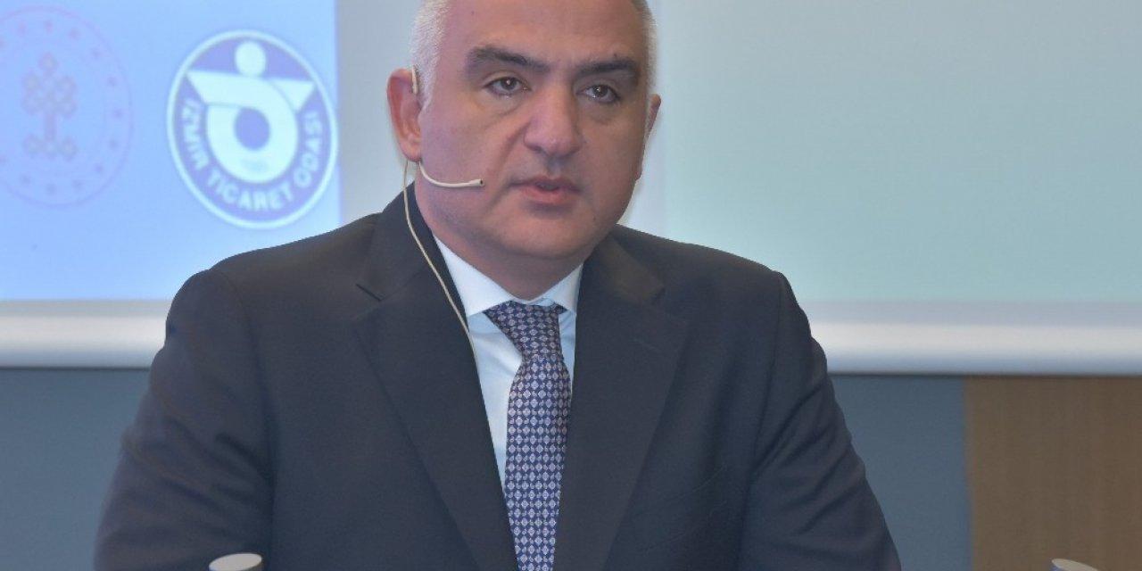Kültür ve Turizm Bakanı Ersoy, Aydın'a geliyor