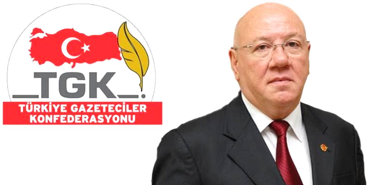 Türkiye Gazeteciler Konfederasyonu'ndan BİK'e teşekkür