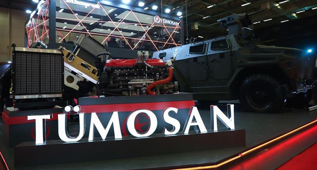 TÜMOSAN Konya'da üretime ara verdi