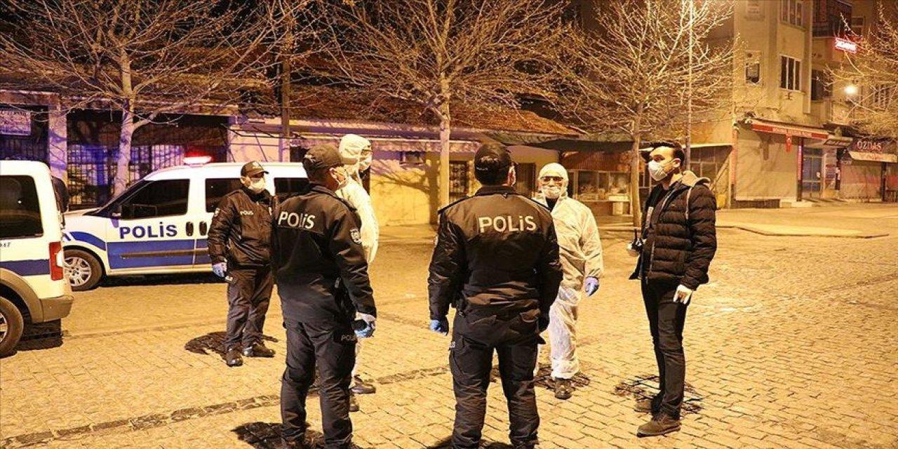 Hastaneden uzaklaştığı belirtilen kişi, polisi harekete geçirdi