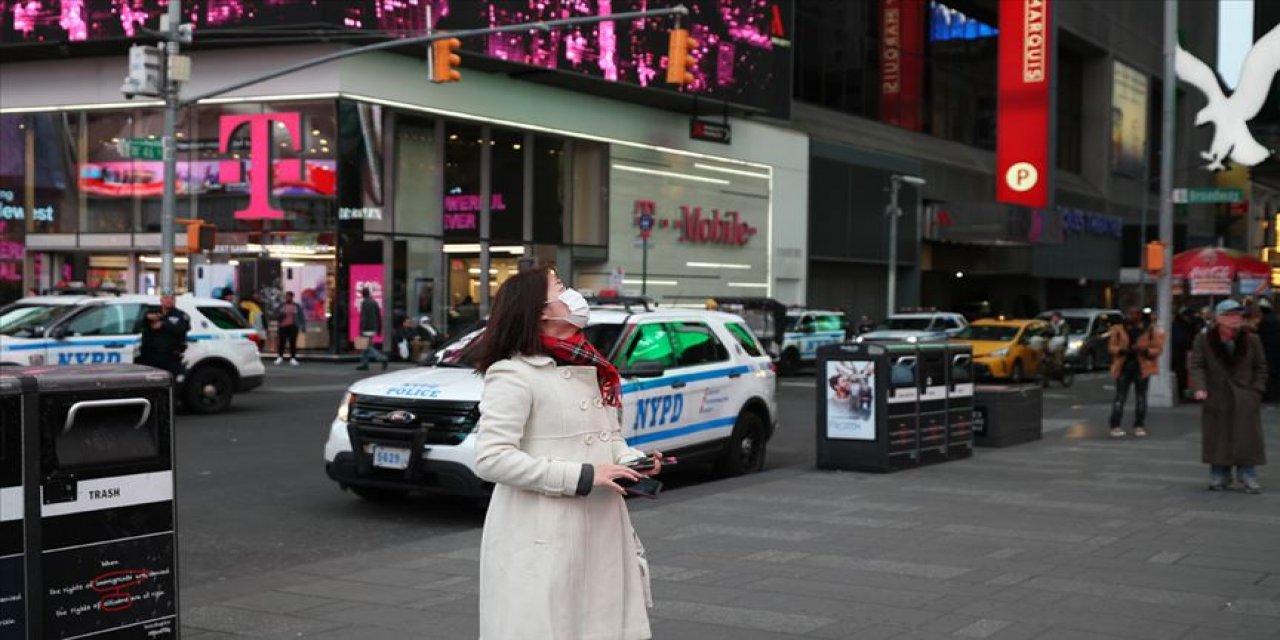 Salgın nedeniyle New York'ta bazı sokakları trafiğe kapatacak