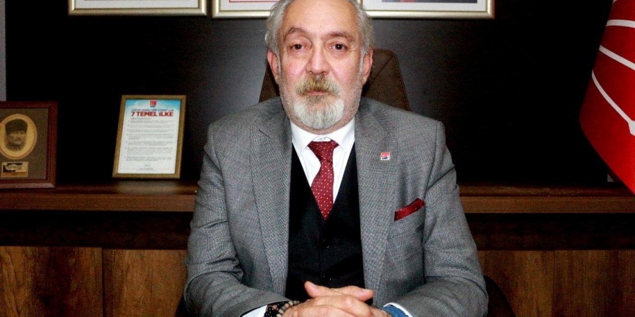 "CHP İl Başkanı Binzet: ""Sokağa çıkma yasağı getirilsin"""