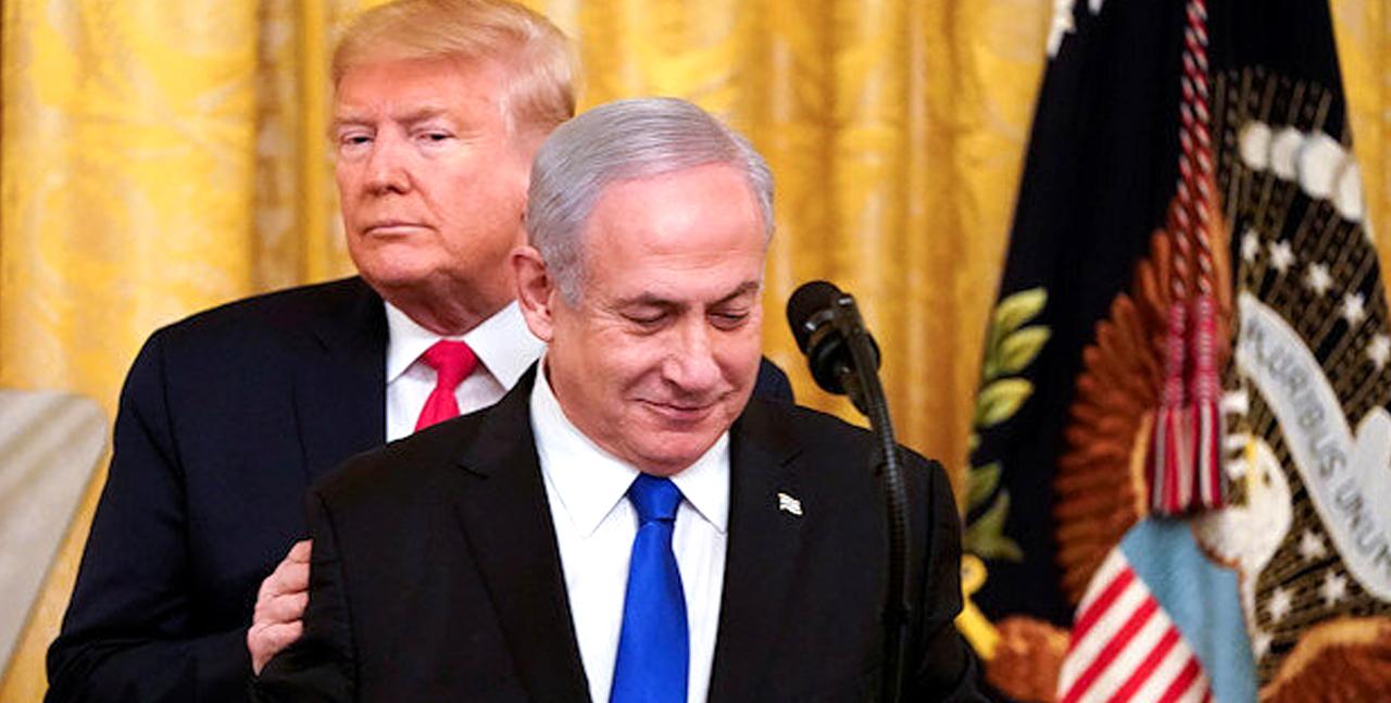 Trump ve Netanyahu, salgını görüştü