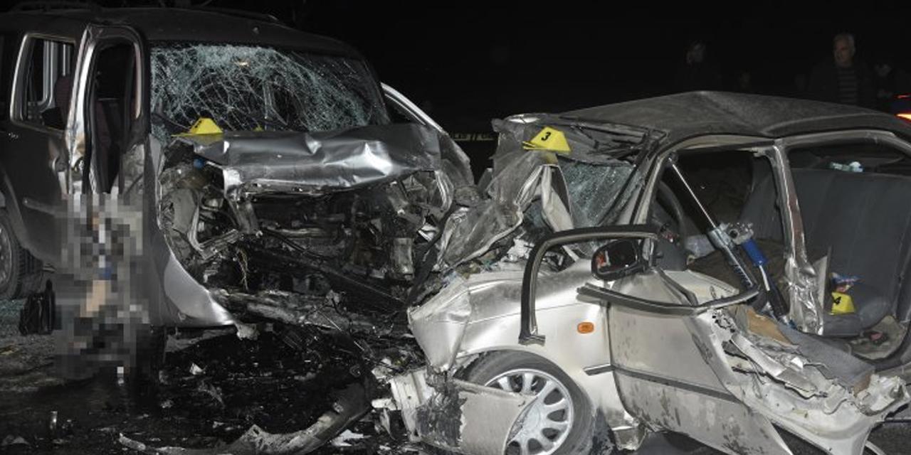 Dün akşam yaşanan feci kazada can kaybı 6'ya yükseldi