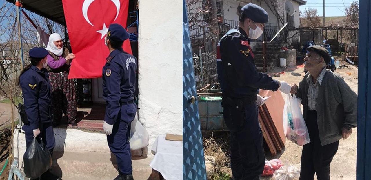 Kırıkkale 'Vefa Sosyal Destek Grubu' 2600 vatandaşın talebini karşıladı