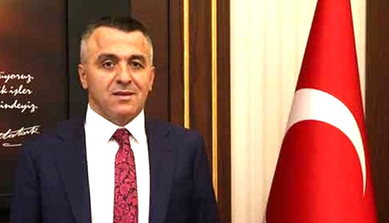 Kırklareli Valisi Osman Bilgin'in testi pozitif çıktı