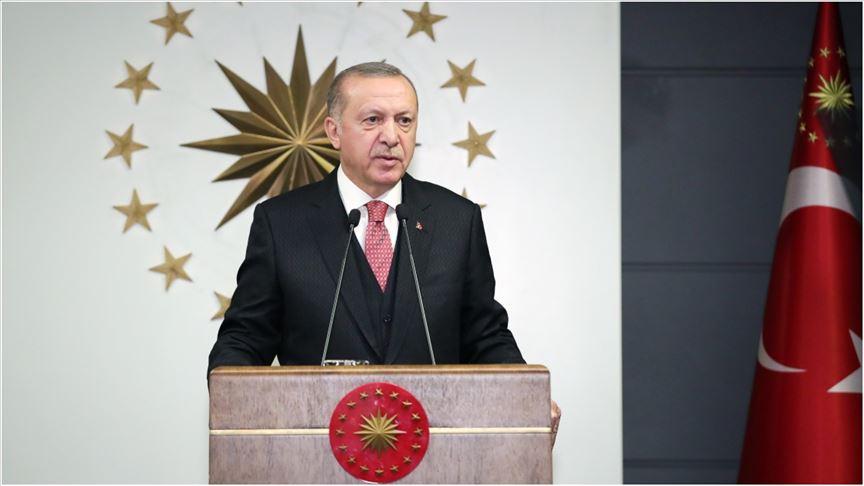 CANLI: Cumhurbaşkanı Erdoğan son durumu açıklıyor