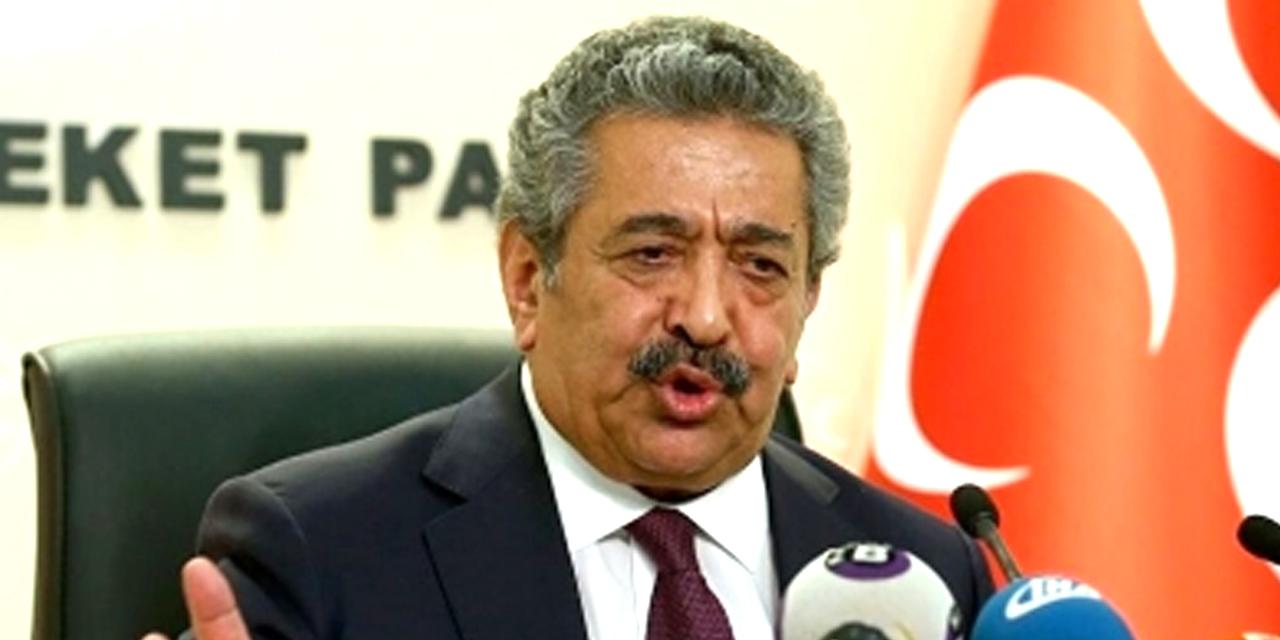 MHP Genel Başkan Yardımcısı Yıldız koronadan hastaneye yatırıldı