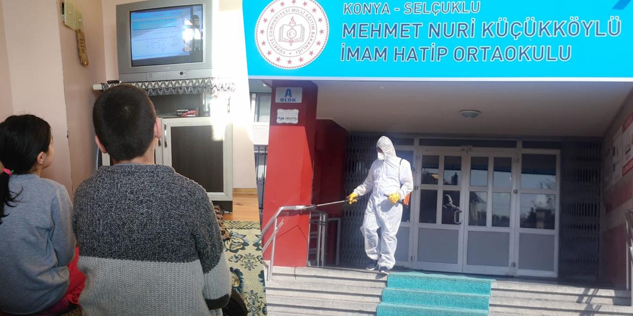Mehmet Nuri Küçükköylü İHO öğrencilerini çaresiz bırakmadı