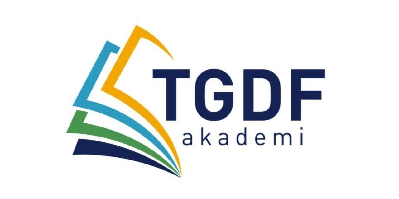 TGDF Akademi'nin konuğu Psikolog Sadiye Akbulut oldu