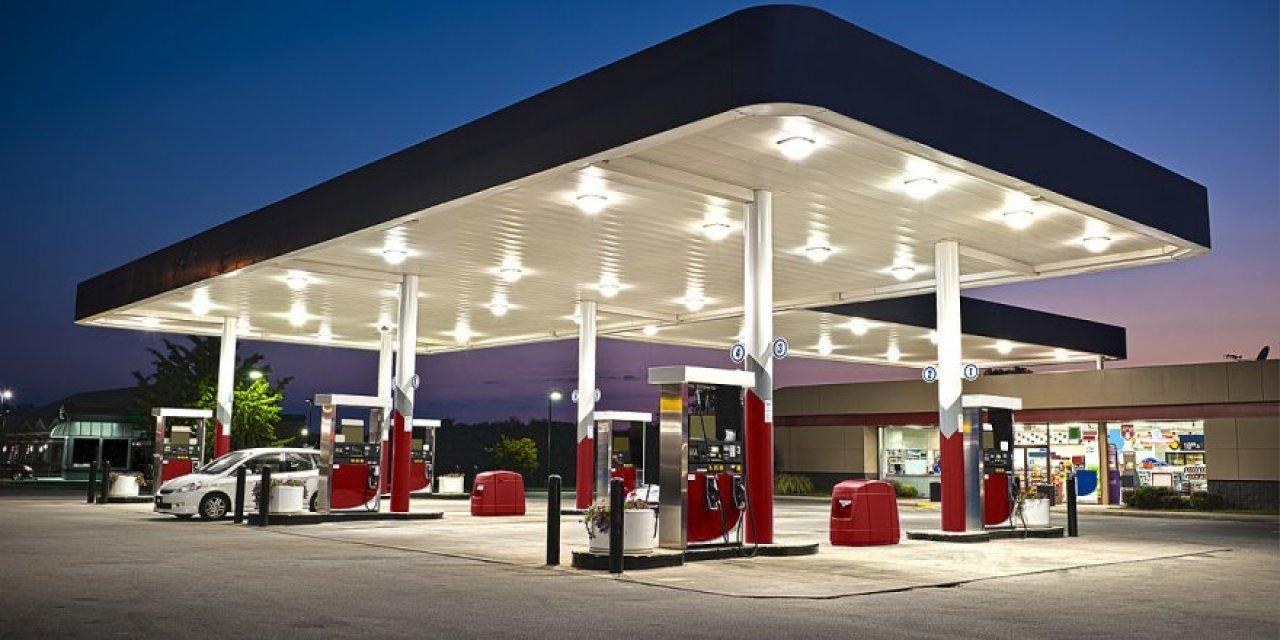 Konya'da Açık Olan Petrol İstasyonları