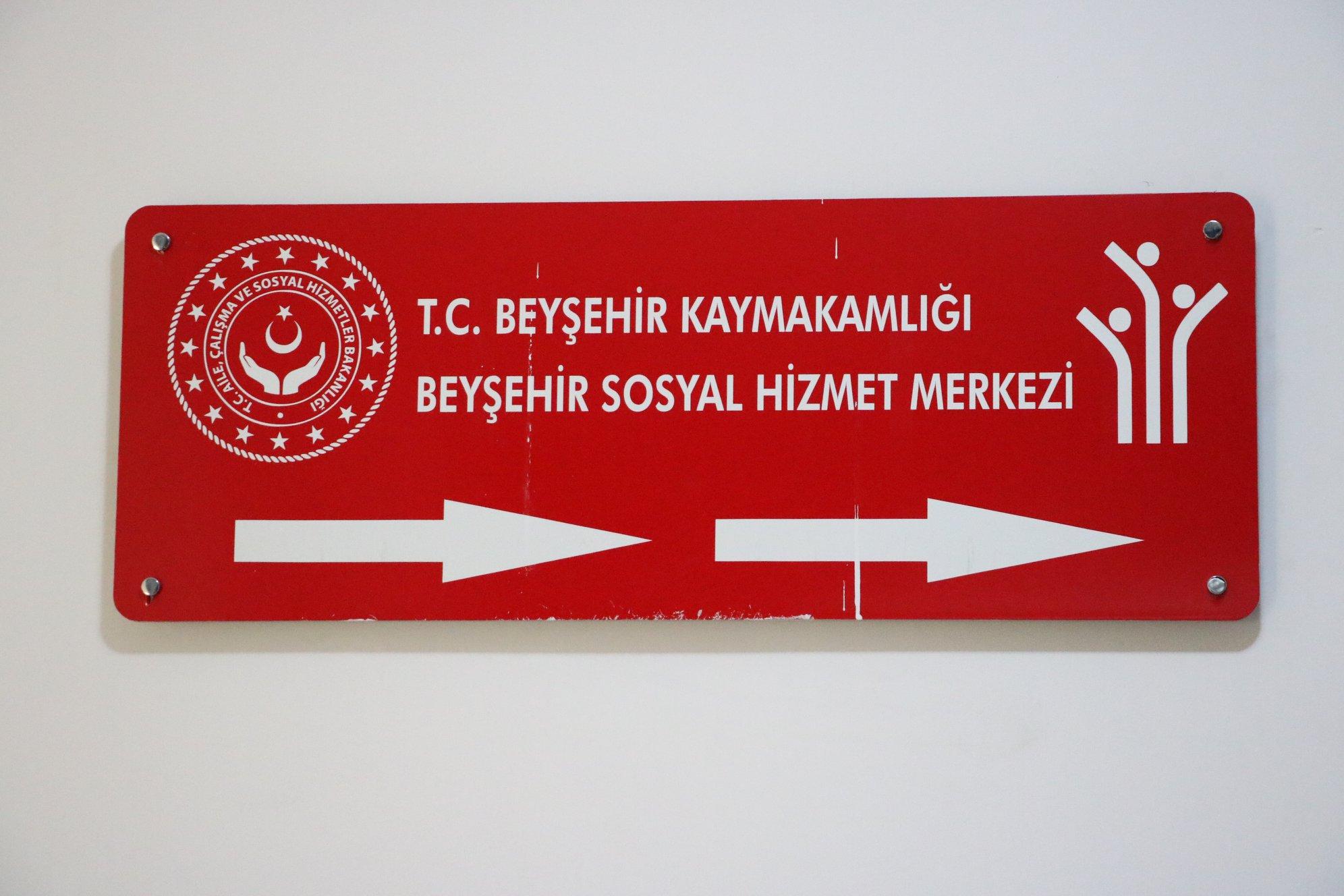 Beyşehir Sosyal Hizmetler Müdürlüğü gün sayıyor