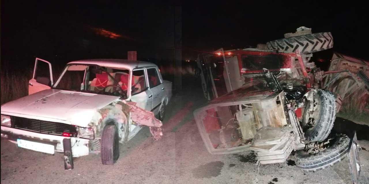 Ereğli'de gece yarısı talihsiz kaza!