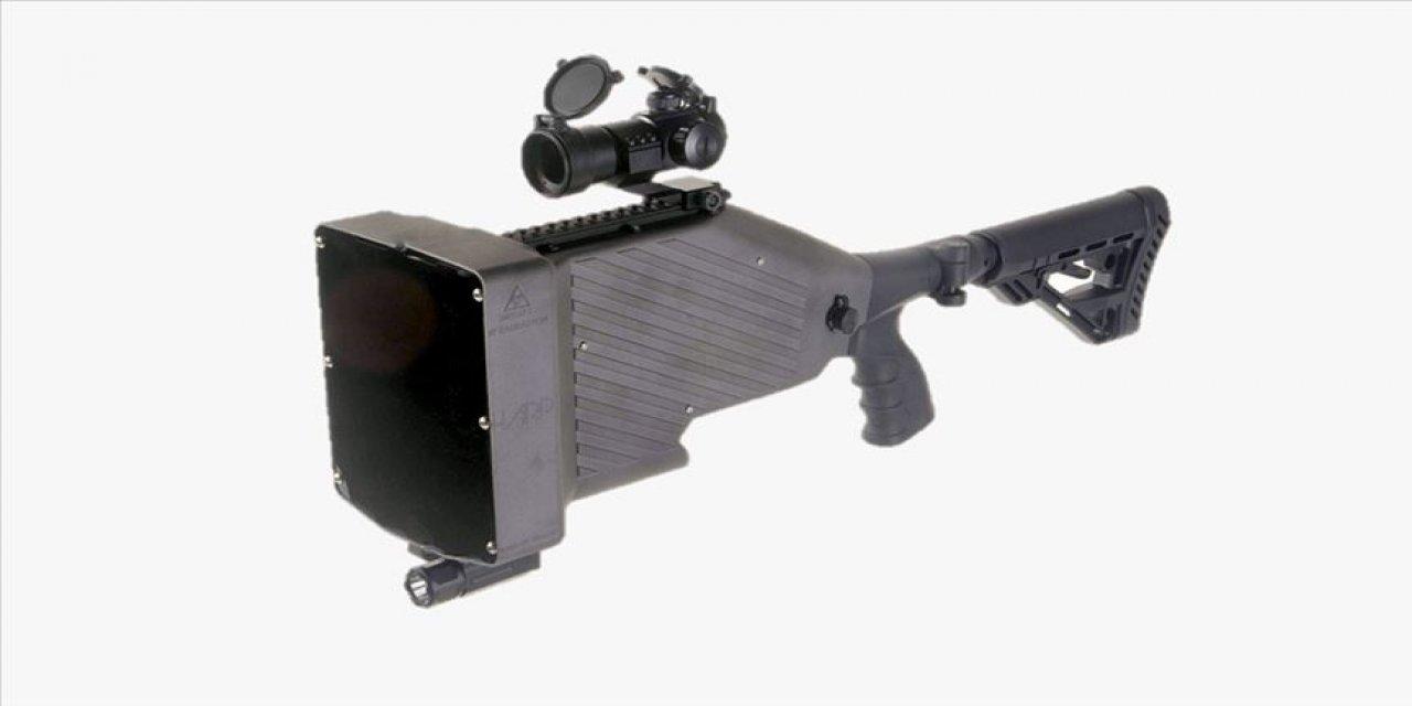 Drone Savar Silahına Proje Ödülü