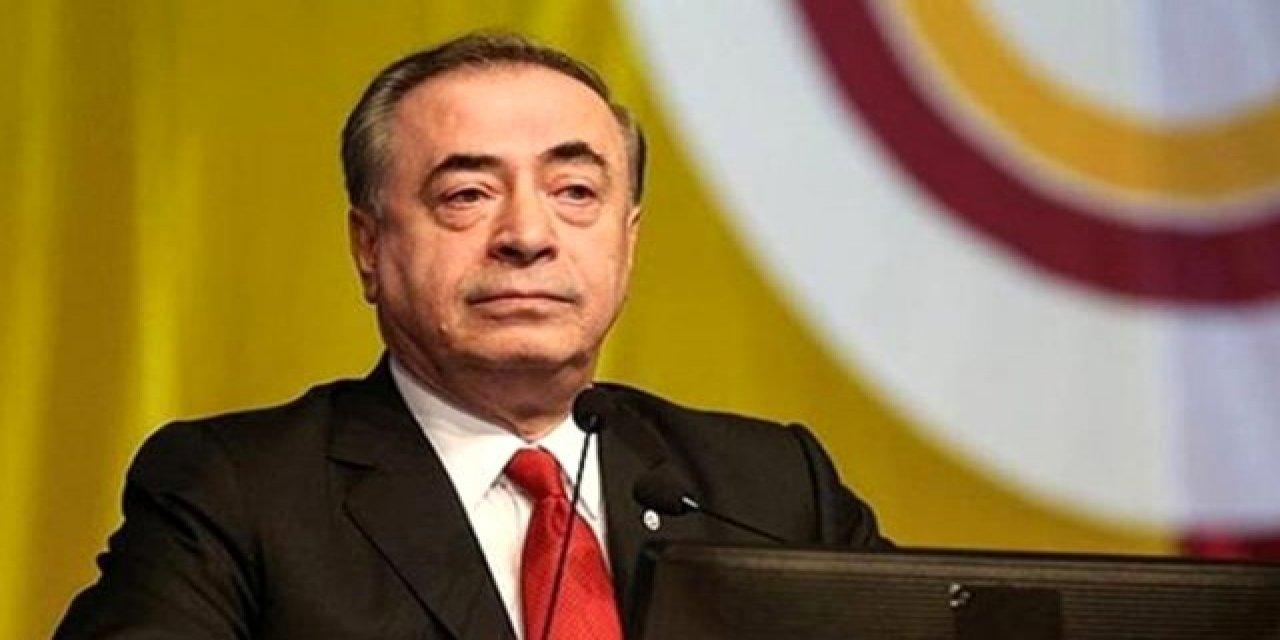 Galatasaray Başkanı Hastaneye Kaldırıldı