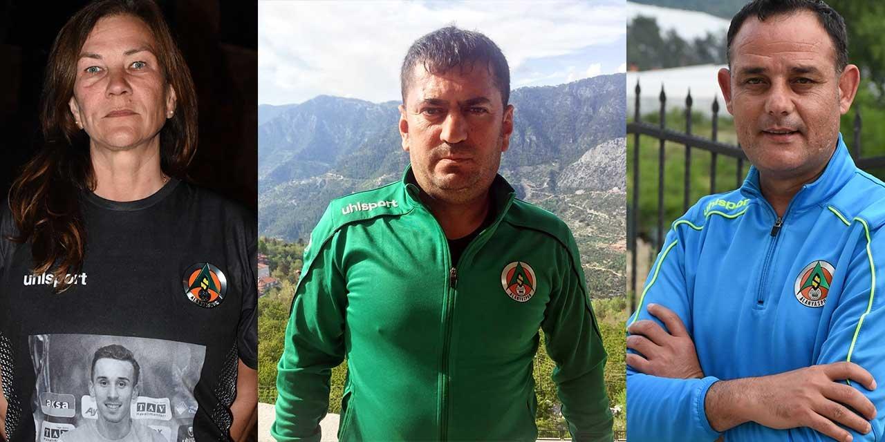 Alanyaspor taraftar grupları Josef Sural için bir oldu