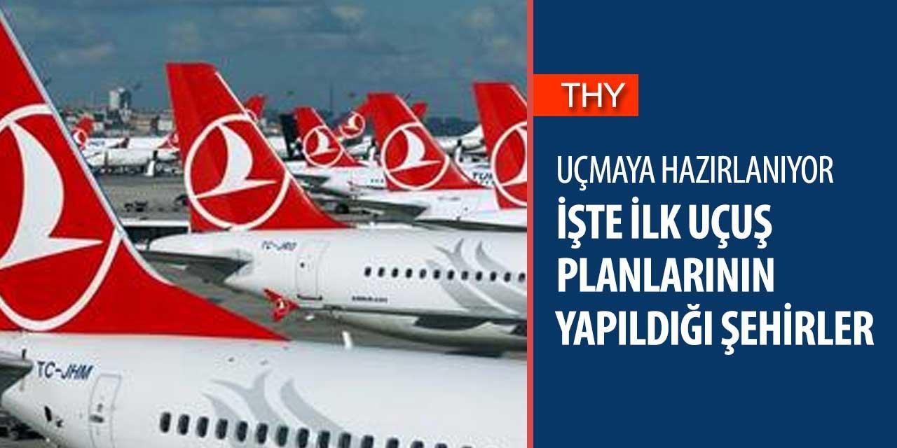 Türk Hava Yolları uçmaya hazırlanıyor! Haziran ayına dikkat