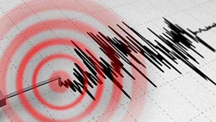 Simav'da iki deprem oldu