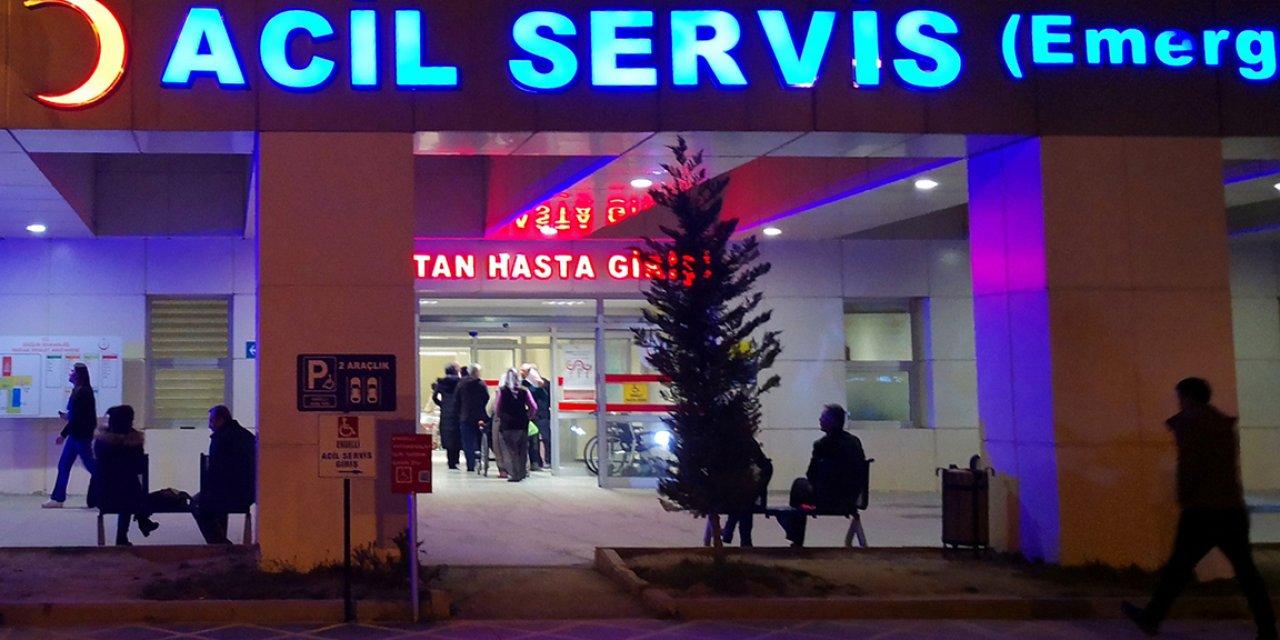 Topladıkları mantardan zehirlenen 4 kişi hastaneye kaldırıldı