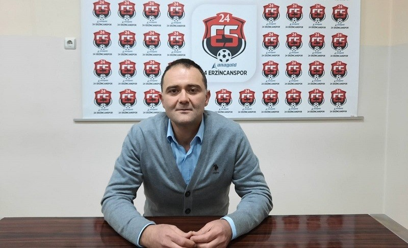 Erzincanspor'a yeni başkan