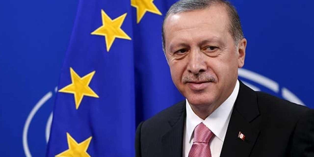 Erdoğan'dan AB'ye öyle bir söz geldi ki