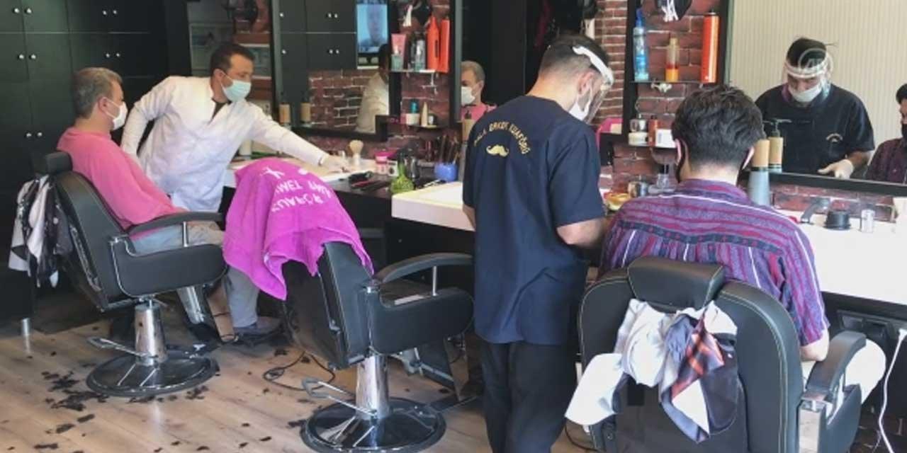 Burdur'da koronavirüs testi pozitif çıkan berberin traş ettiği 50 kişi koronavirüs testi için aranıyor