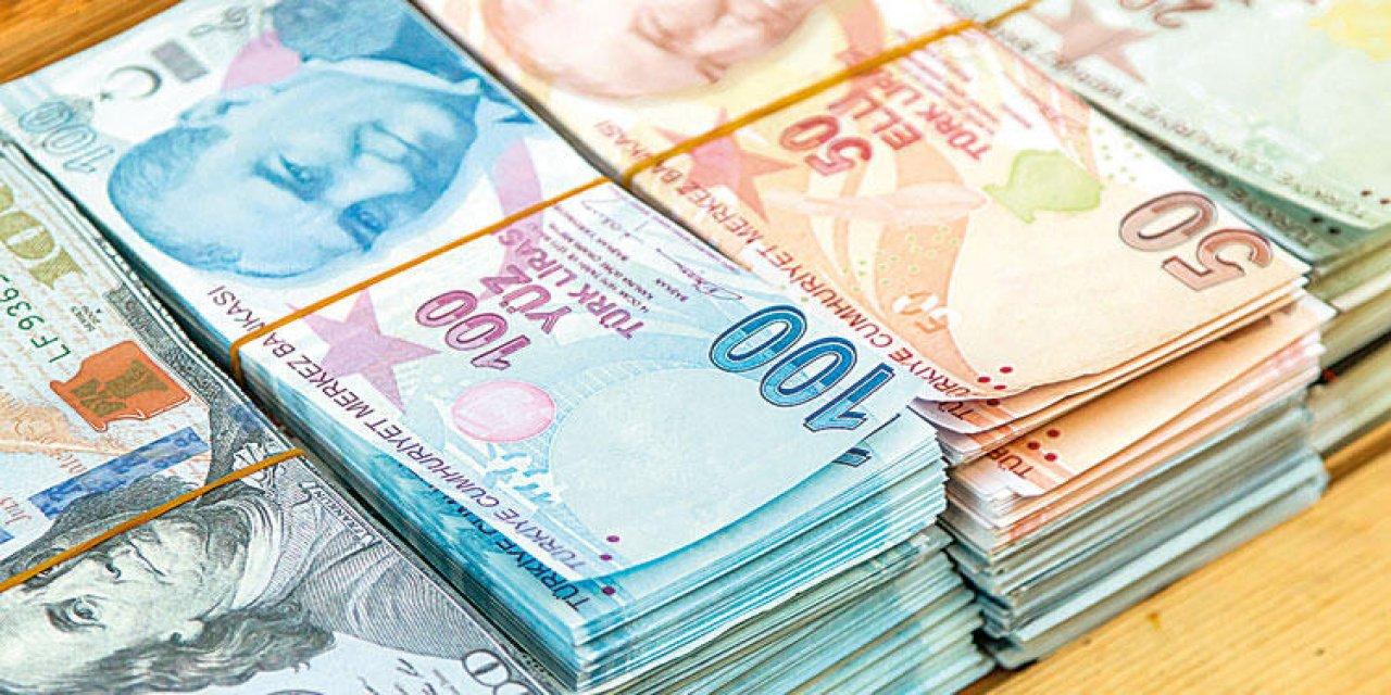 Türkiye Nisan ayında 100 milyar liralık kredi kullandı