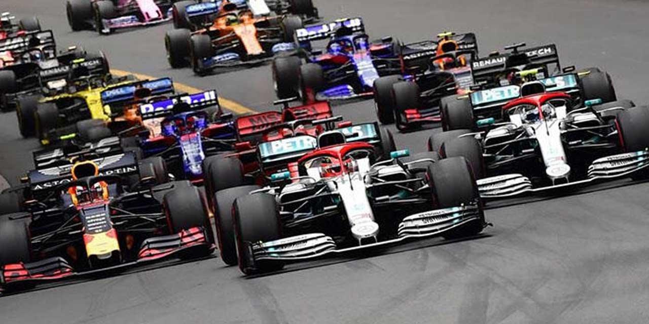 Formula1 70 yaşında