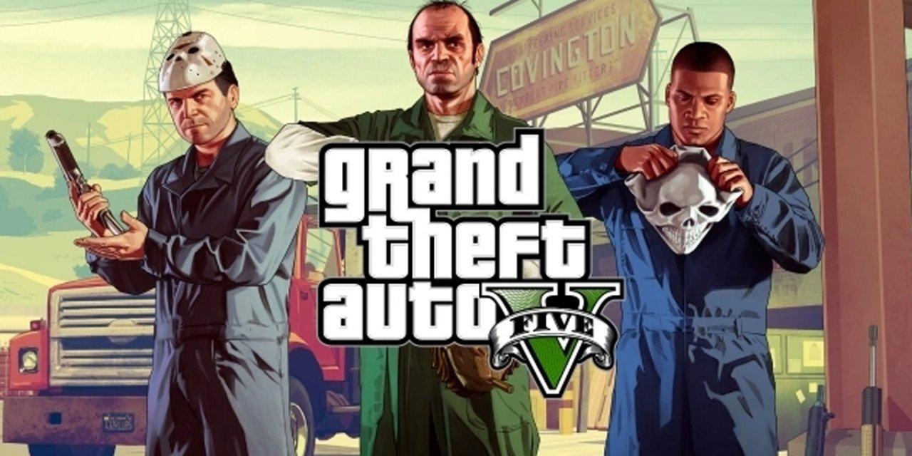 GTA 5 Oyunu Yarın Ücretsiz Olacağı Söylendi