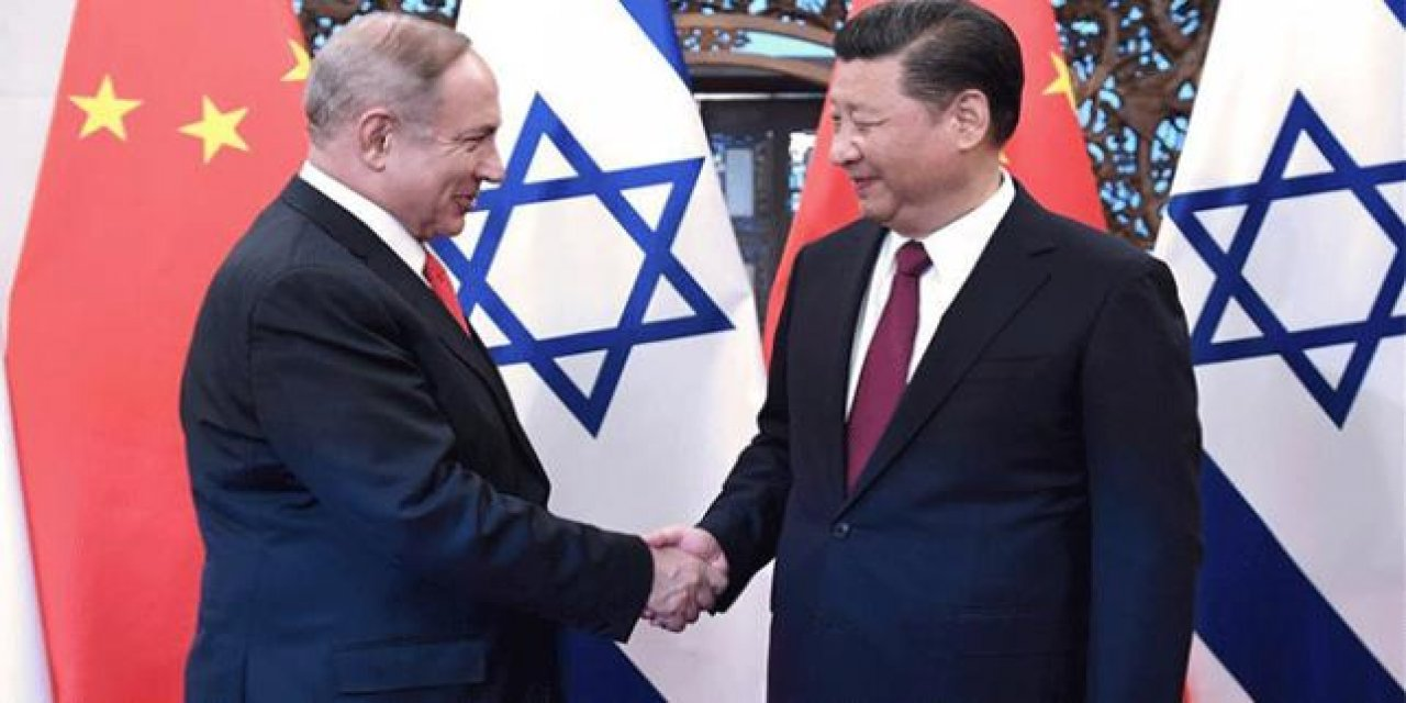 ABD - Çin çekişmesi İsrail'de devam ediyor