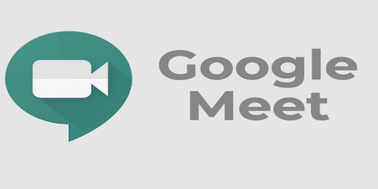 """Gmail'e """"google meet"""" geldi. meet nedir"""