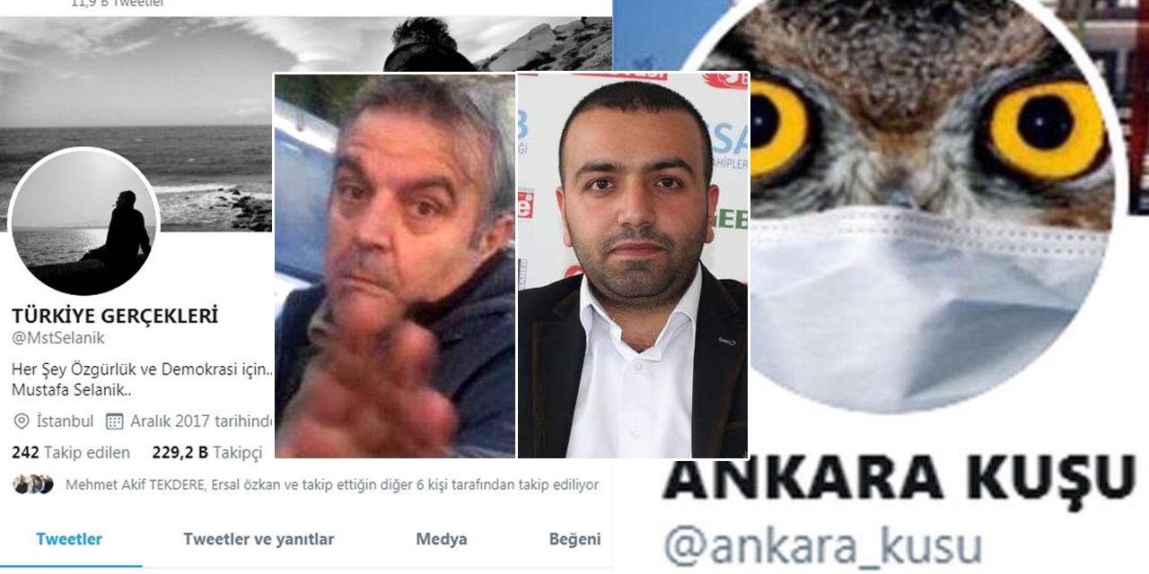 'Türkiye Gerçekleri' ve 'Ankara Kuşu' hesaplarını yöneten FETÖ'cüler yargıda