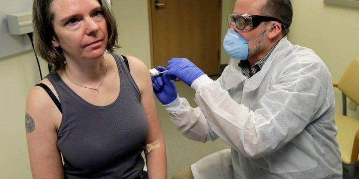 İlk koronavirüs aşısında yeni gelişme! Sonuçlar olumlu